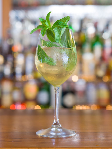 Hugo Cocktail, the new fresh summer drink